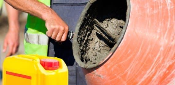 Раствор строительный добавки противоморозные товарный бетон отзывы