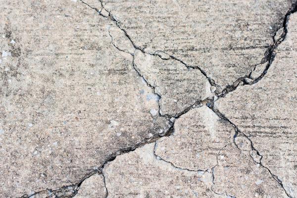 Непровибрированный бетон дефекты залито бетоном