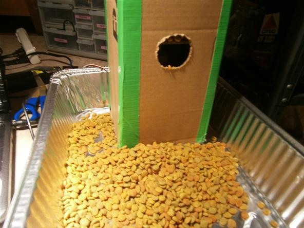 How to Build a Vacation Pet Feeder with a DIY Linear Actuator