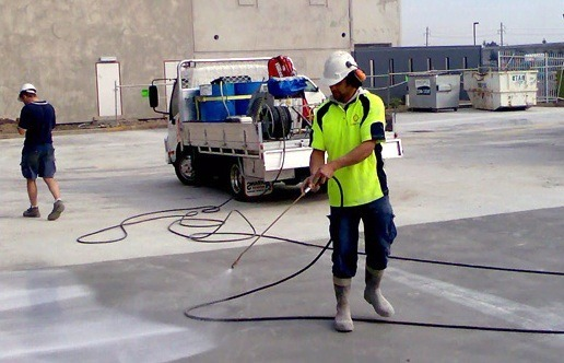 Контроль за температурой уложенной бетонной смеси керамзитобетон и газосиликат что лучше