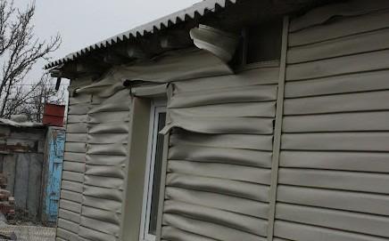 Отсутствие температурных зазоров при монтаже вызывает коробление обшивки